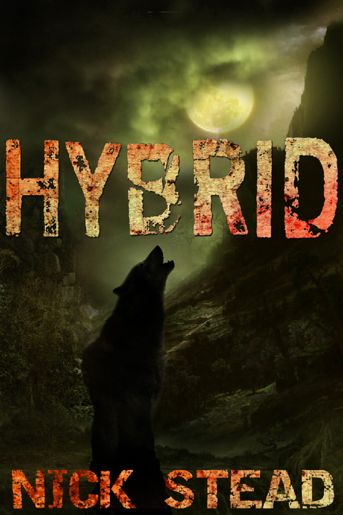 Book cover for Hybrid by Nick Stead